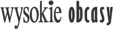 Logo - Wysokie Obcasy