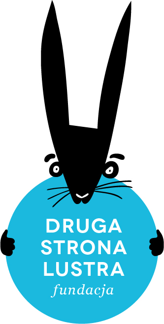 Logo - Fundacja Druga Strona Lustra